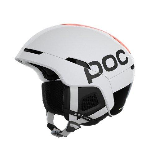 POC Obex BC MIPS Hydrogen White/Fluorescent Orange AVIP