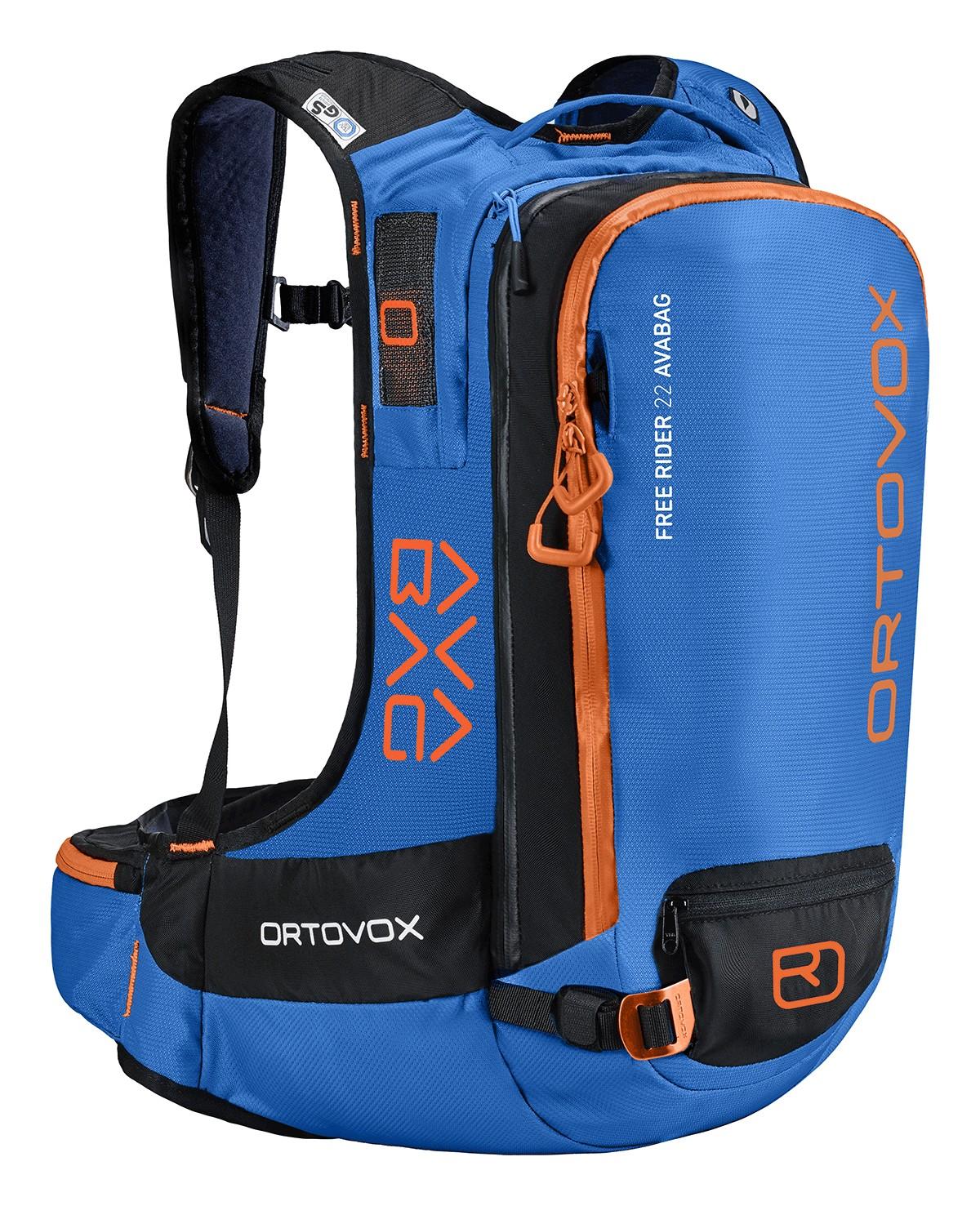 Ortovox Freerider 22 Avabag Incl Kit Safety Blue