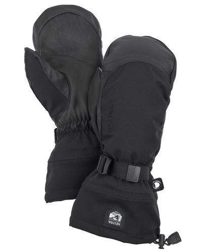 Hestra Army Leather Extreme Mitt Svart