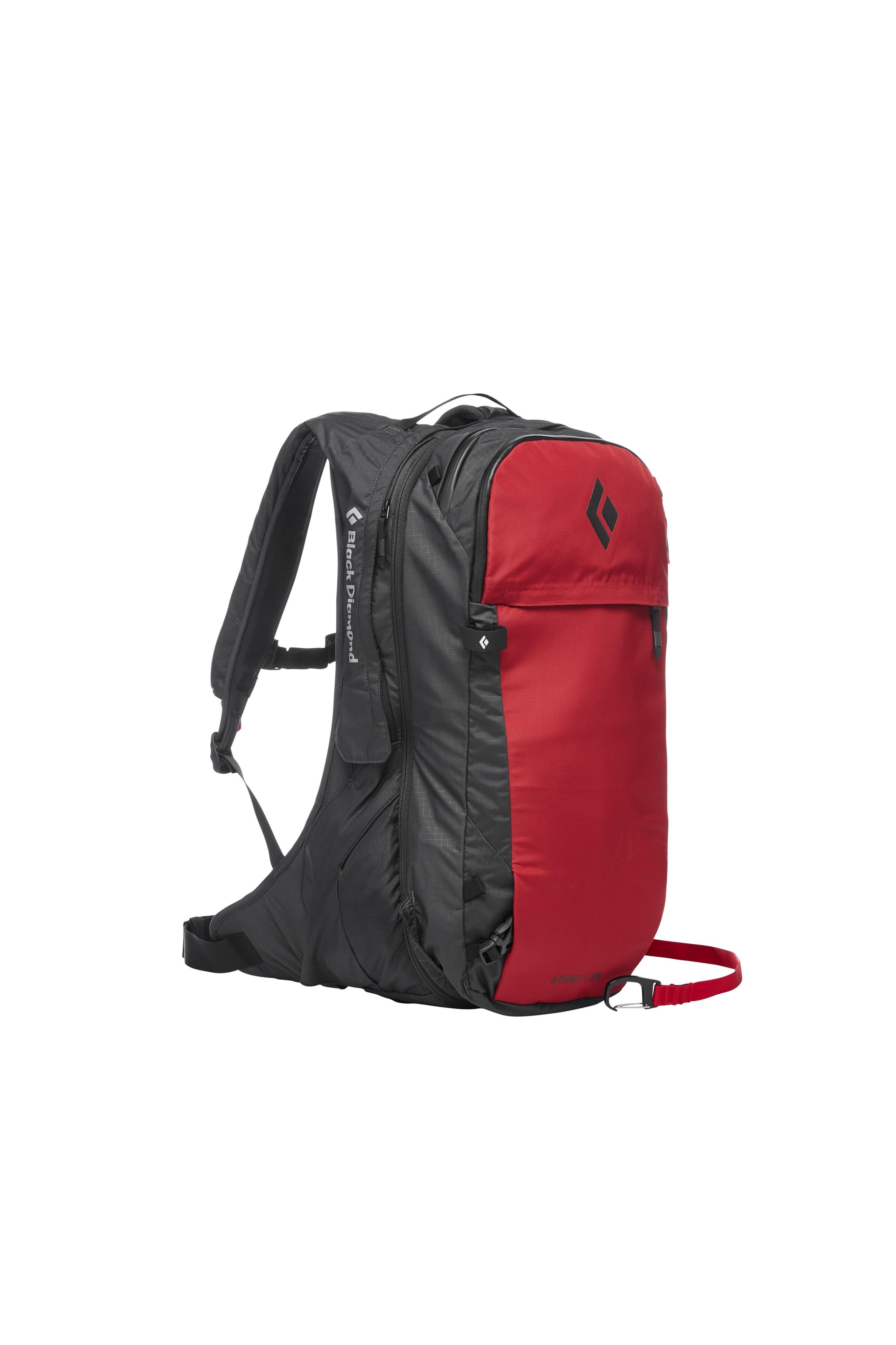 Black Diamond Jetforce Pro Pack 25L Red