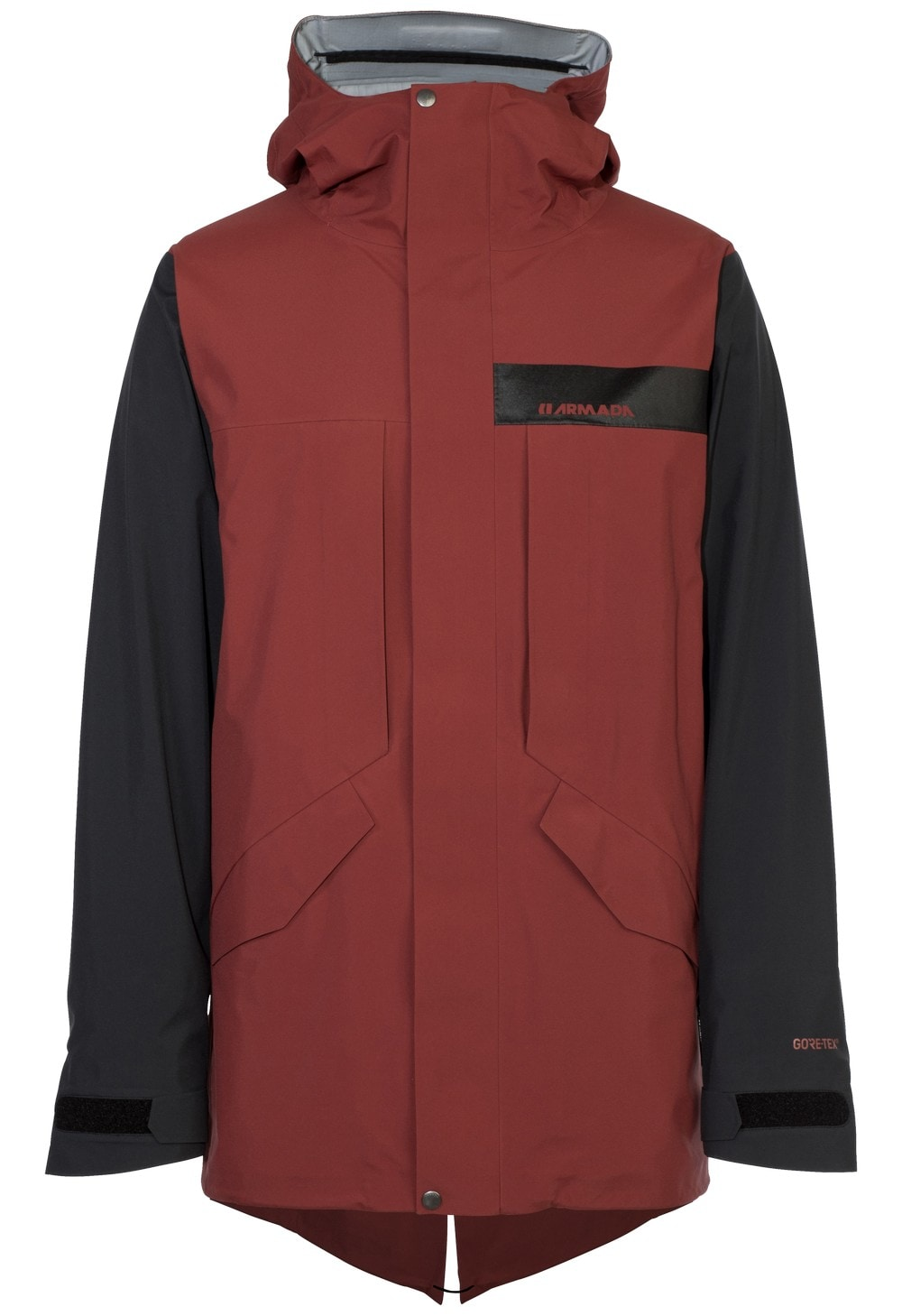 Armada Lifted GTX 3L Jacket Port Red