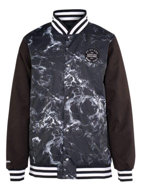 Armada Serial Jacket Black Wash