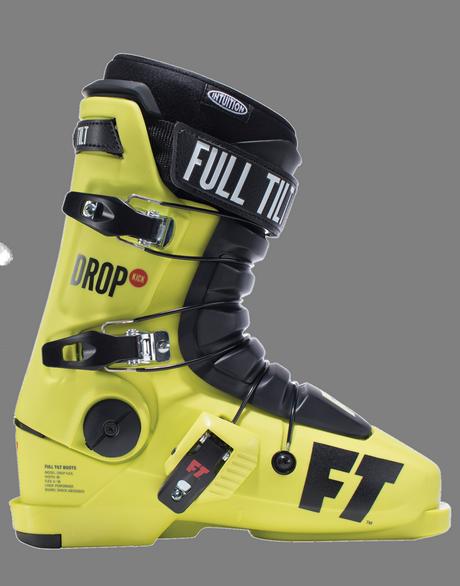 Full Tilt Drop Kick Yellow