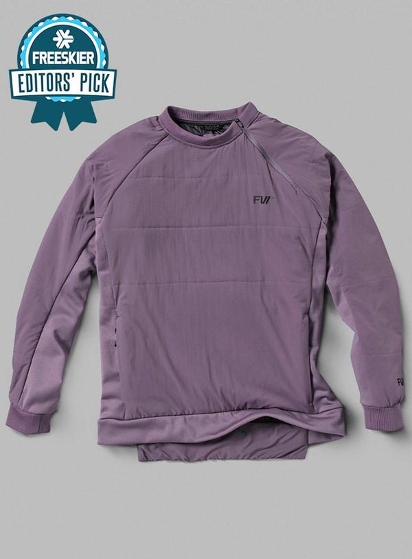 FW Manifest Crew Neck PFL Purple Mist