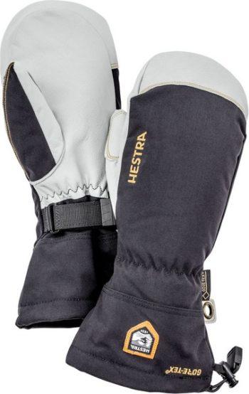 Hestra Army Leather Gore-Tex Mitt Svart