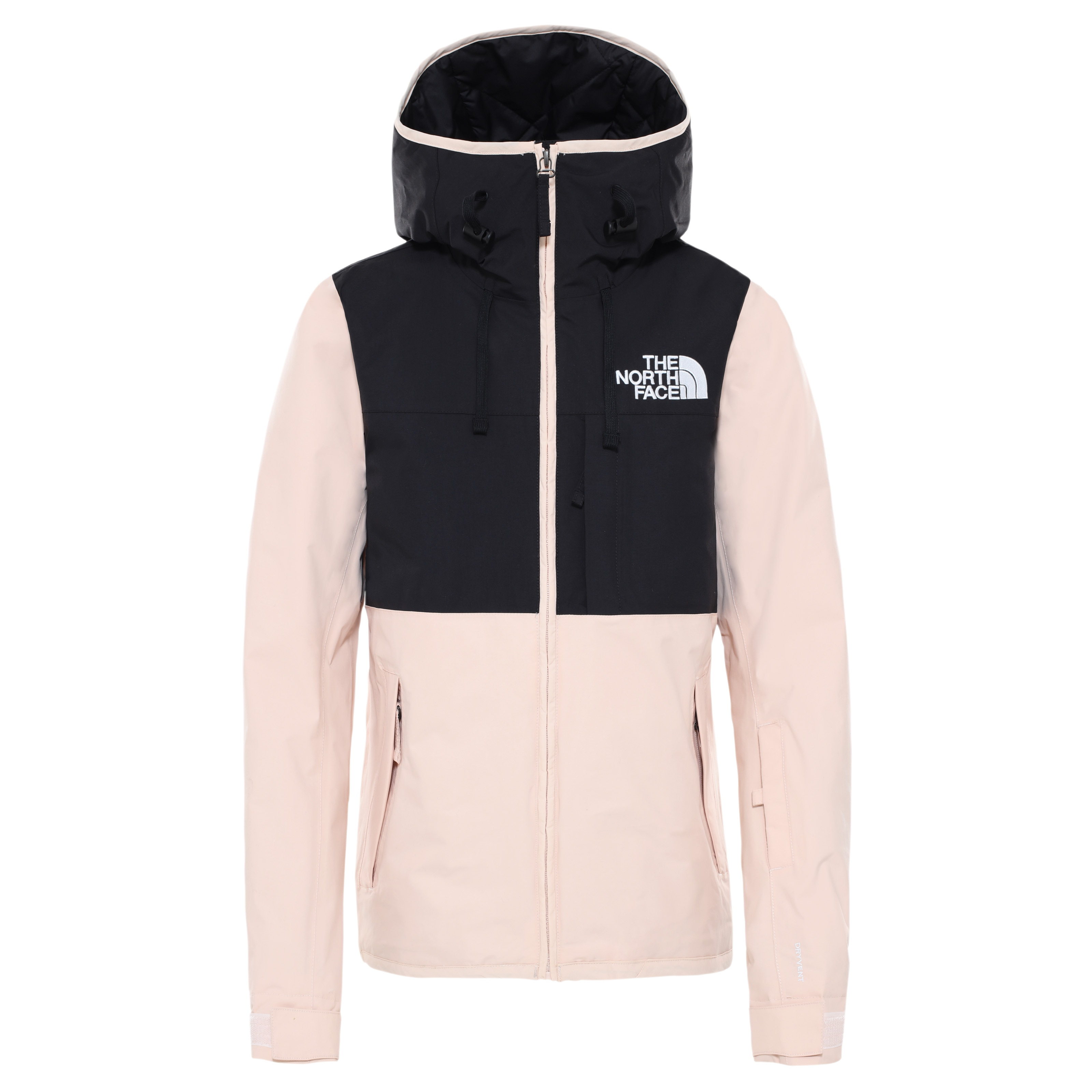 The North Face W Superlu Jacket Morning Pink/TNF Black