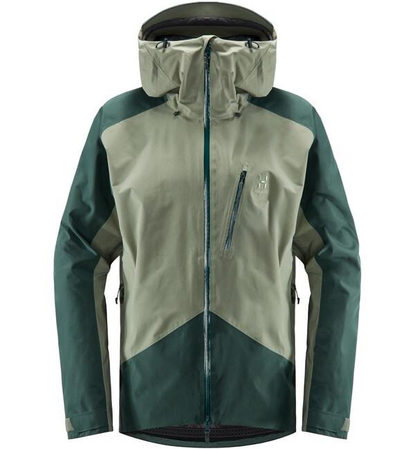Haglöfs Niva Jacket Men True Black | Jackor SkiStore