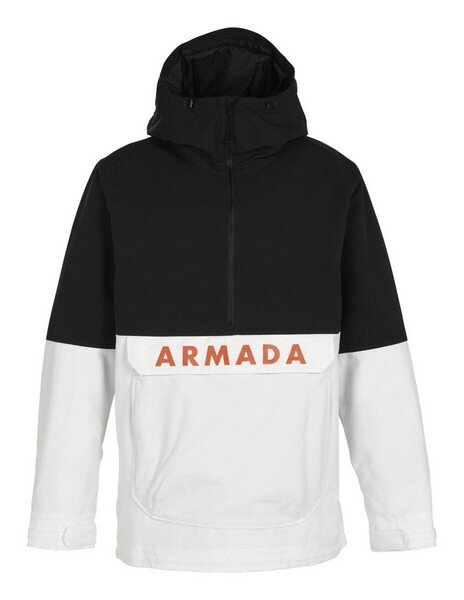 Armada Bristal Insulated Anorak Black/Blanc