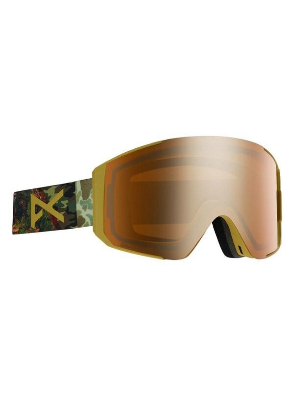Anon Sync Camo w/Sonar Bronze/Sonar Infrared