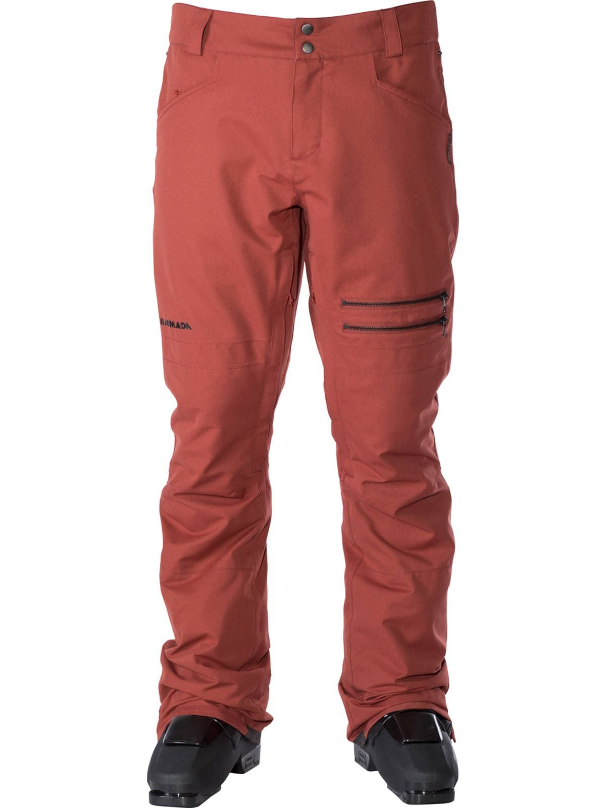 Armada Atmore Stretch Pant Port